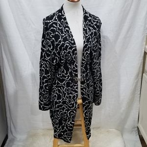 Charter Club Woman Floral Cardigan